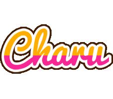 Charu smoothie logo