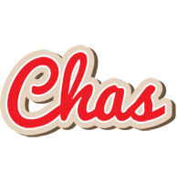 Chas chocolate logo