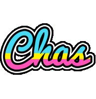 Chas circus logo