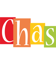 Chas colors logo