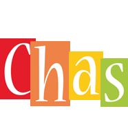 Chas colors logo