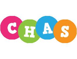 Chas friends logo