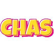 Chas kaboom logo