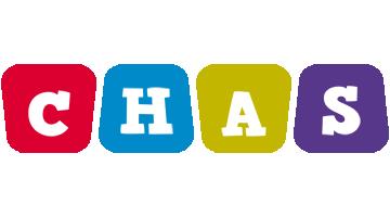 Chas kiddo logo