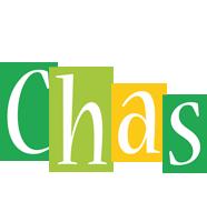 Chas lemonade logo