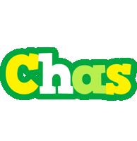 Chas soccer logo