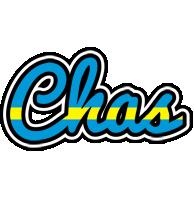 Chas sweden logo