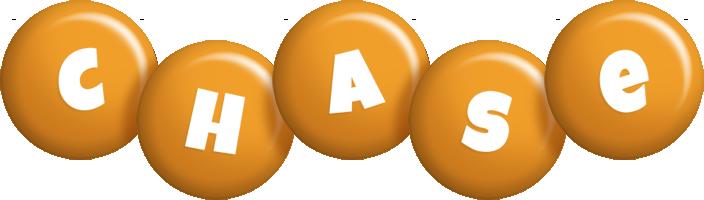 Chase candy-orange logo