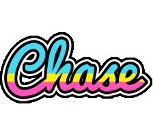 Chase circus logo