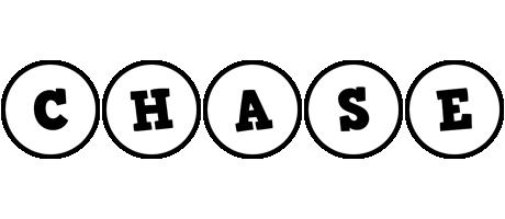 Chase handy logo