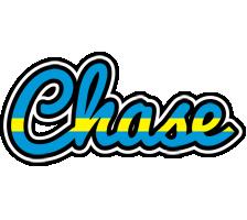 Chase sweden logo