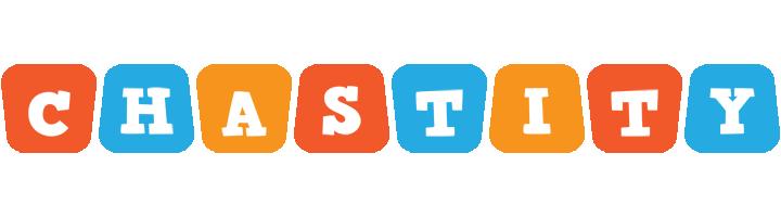 Chastity comics logo