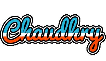 Chaudhry america logo