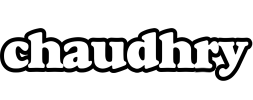 Chaudhry panda logo