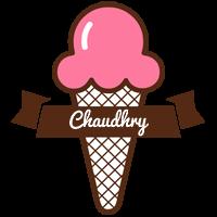 Chaudhry premium logo