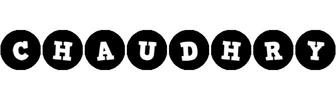 Chaudhry tools logo