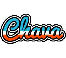 Chava america logo