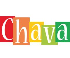 Chava colors logo