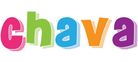 Chava friday logo