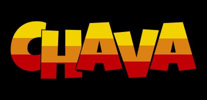 Chava jungle logo