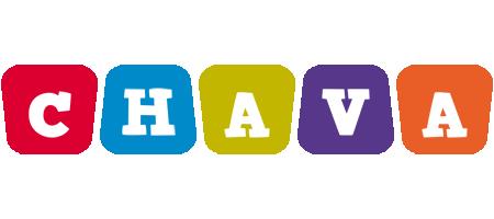 Chava kiddo logo