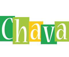 Chava lemonade logo