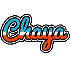 Chaya america logo