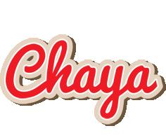 Chaya chocolate logo