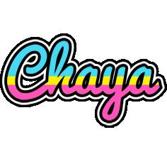 Chaya circus logo