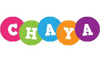 Chaya friends logo