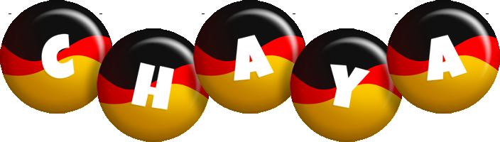 Chaya german logo