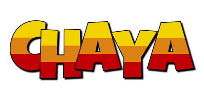 Chaya jungle logo