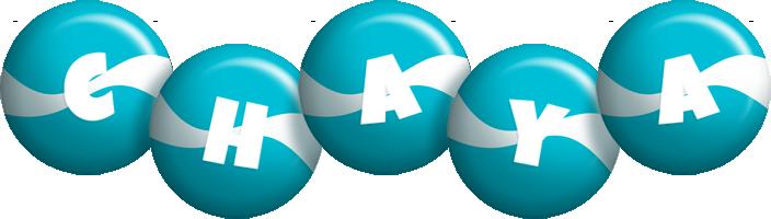 Chaya messi logo