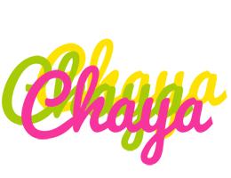 Chaya sweets logo