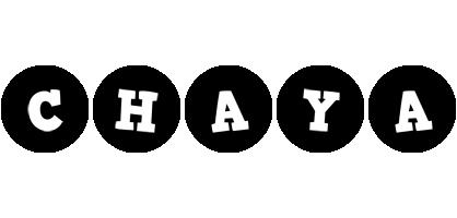 Chaya tools logo