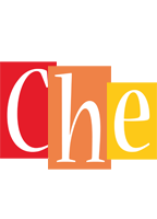 Che colors logo