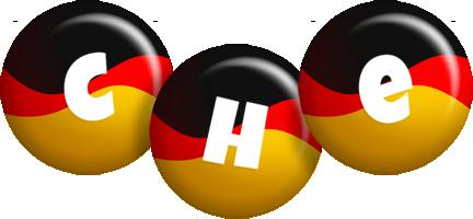 Che german logo