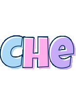 Che pastel logo