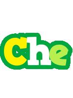 Che soccer logo