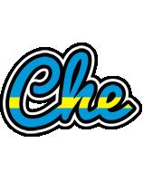 Che sweden logo