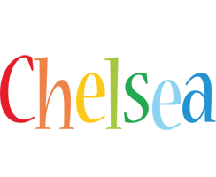 Chelsea birthday logo