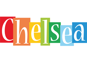 Chelsea colors logo