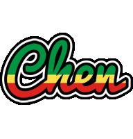 Chen african logo