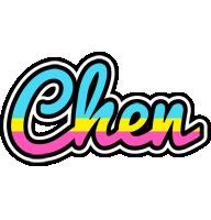 Chen circus logo