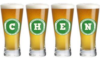 Chen lager logo