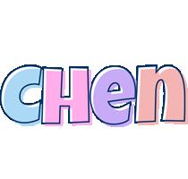 Chen pastel logo