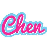 Chen popstar logo