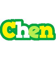 Chen soccer logo