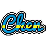 Chen sweden logo