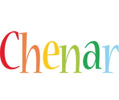 Chenar birthday logo